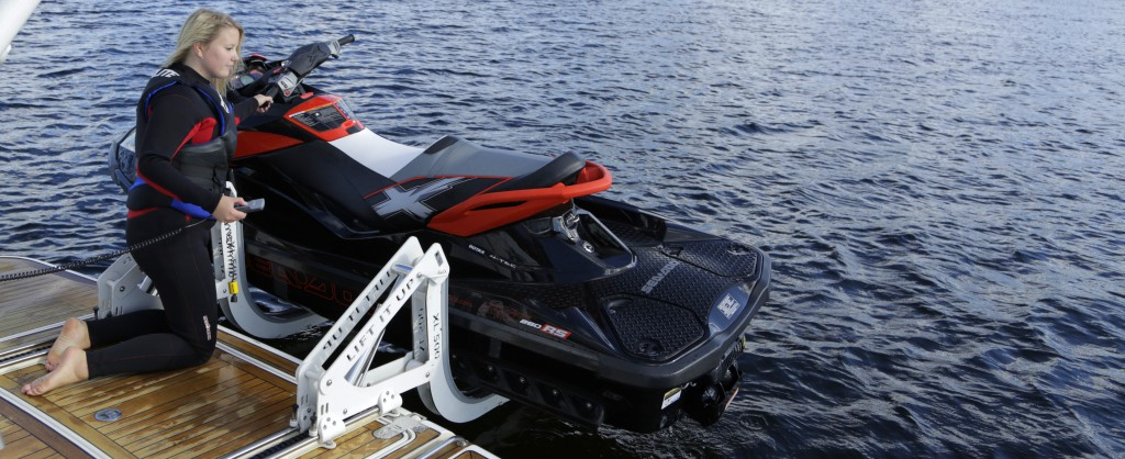 PrestoMarine XL500 Dinghy Lift