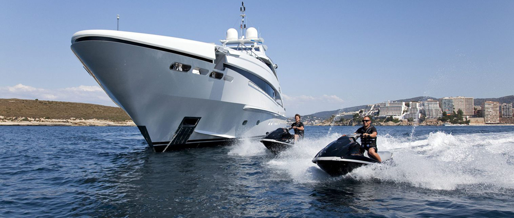 Make boating more fun with less work